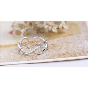 Inel din argint Infinite Silver