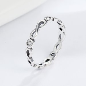 Inel din argint Inifnite Silver Ring