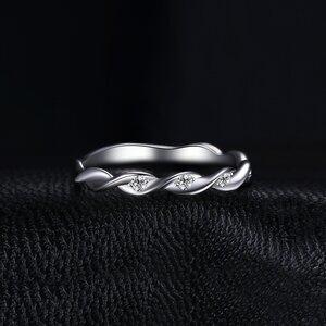 Inel din argint Little Infinity