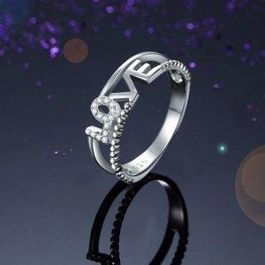 Inel din argint LOVE Silver Ring