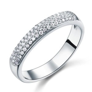 Inel din argint Princess Little Diamonds