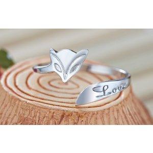 Inel din argint Summer Foxy