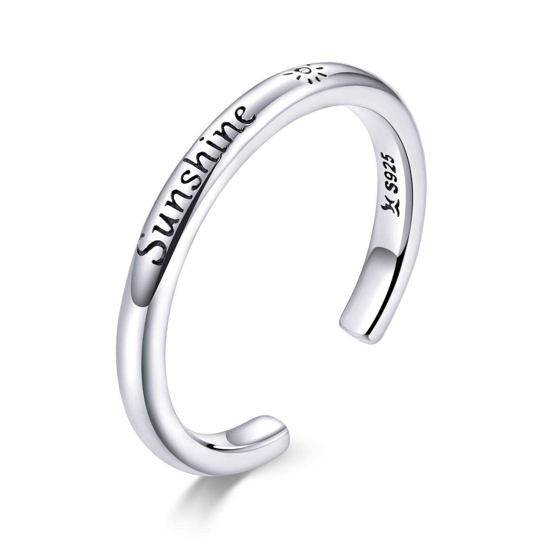 inel din argint sunshine 72142 4