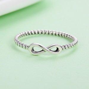Inel din argint Sweet Infinity