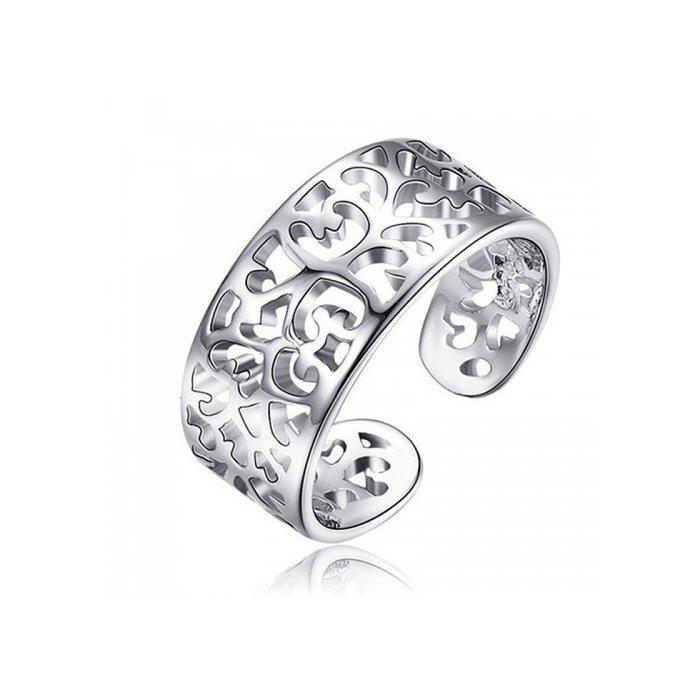 Inel din argint Heart Symbols poza 2021
