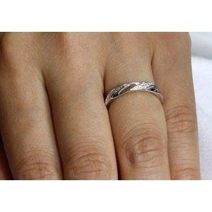 Inel din argint Twisted Diamond Silver