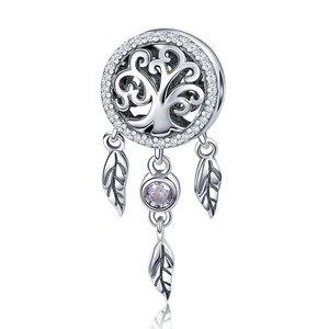 Talisman din argint Ancestors Silver Tree