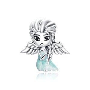 Talisman din argint Angel Girl