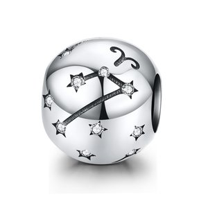 Talisman din argint Aries Constellation