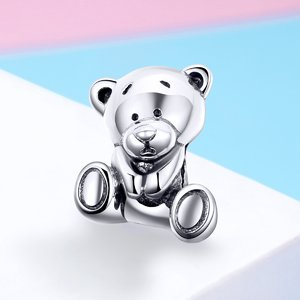 Talisman din argint Baby Bear