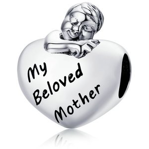 Talisman din argint Baby Boy