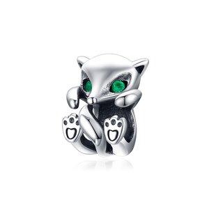 Talisman din argint Baby Fox
