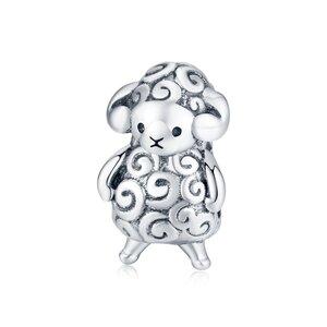 Talisman din argint Baby Sheep