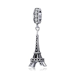 Talisman din argint Beautiful Eiffel Tower
