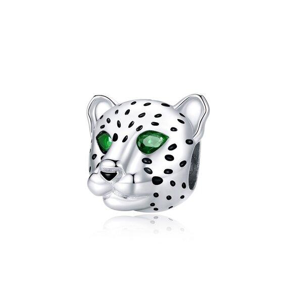 Talisman din argint Beautiful Leopard