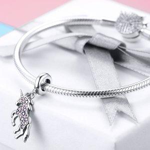 Talisman din argint Beautiful Licorne