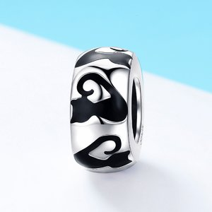Talisman din argint Black Cats