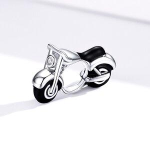 Talisman din argint Black Motorcycle