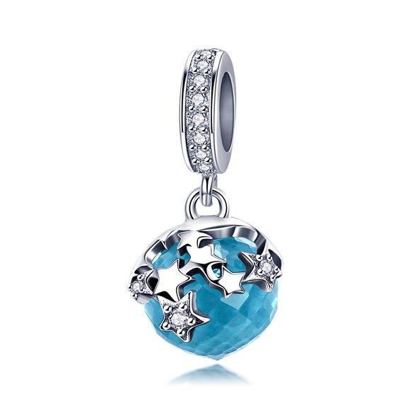 Talisman din argint Blue Dream