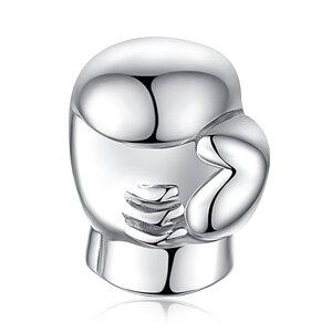 Talisman din argint Box Glove
