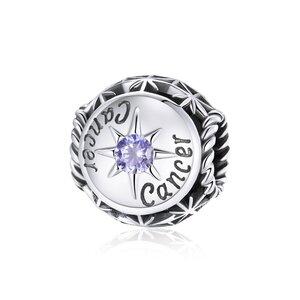 Talisman din argint Cancer Zodiac Sun