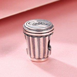 Talisman din argint Ceasca de Cafea