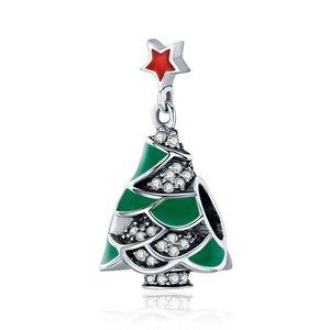 Talisman din argint Christmas Tree