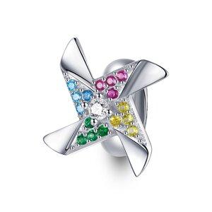 Talisman din argint Confetti Star