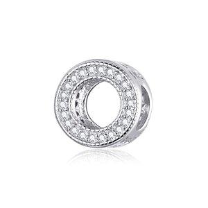 Talisman din argint cu Cerculet si Cristale
