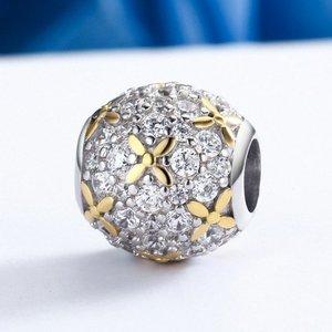 Talisman din argint cu Cristale si Licurici
