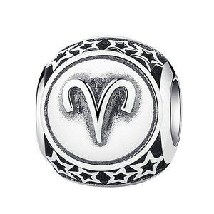 Talisman din argint cu Zodia Berbec