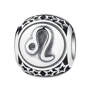 Talisman din argint cu Zodia Leu