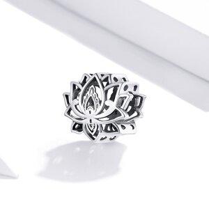 Talisman din argint Elegant Lotus