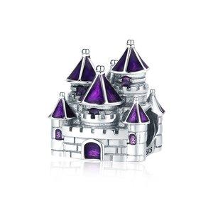Talisman din argint Fairytail Castle