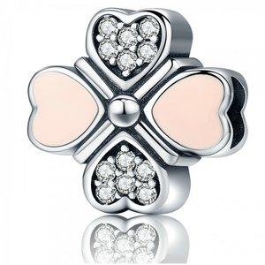 Talisman din argint Fashion Clover