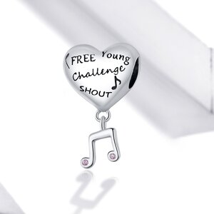Talisman din argint Free Young