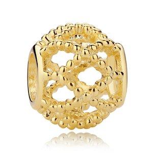 Talisman din argint Gold Charm