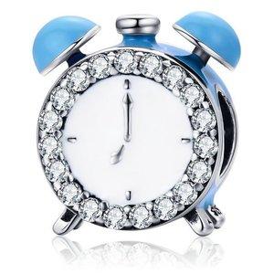 Talisman din argint Happy Alarm Clock