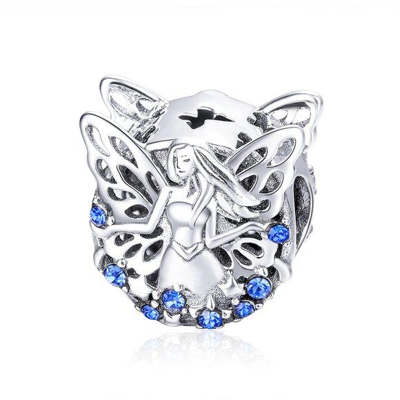 Talisman din argint Lady Elf