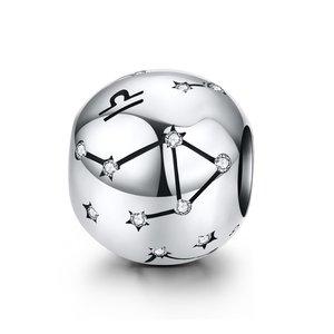 Talisman din argint Libra Constellation