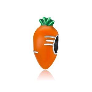 Talisman din argint Little Carrot