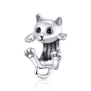 Talisman din argint Little Kitty