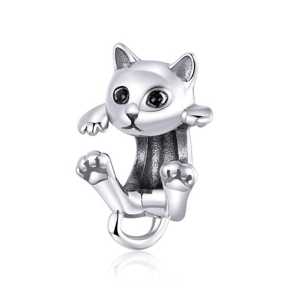 Talisman din argint Little Kitty