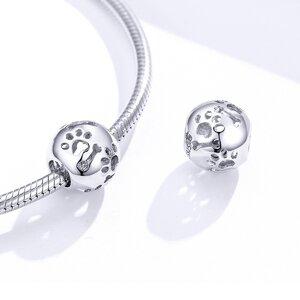 Talisman din argint Little Paws