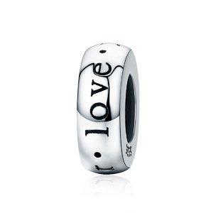 Talisman din argint Love Forever