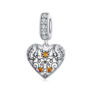Talisman din argint Love Squirrels