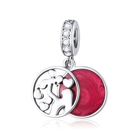 Talisman din argint Loving Mother