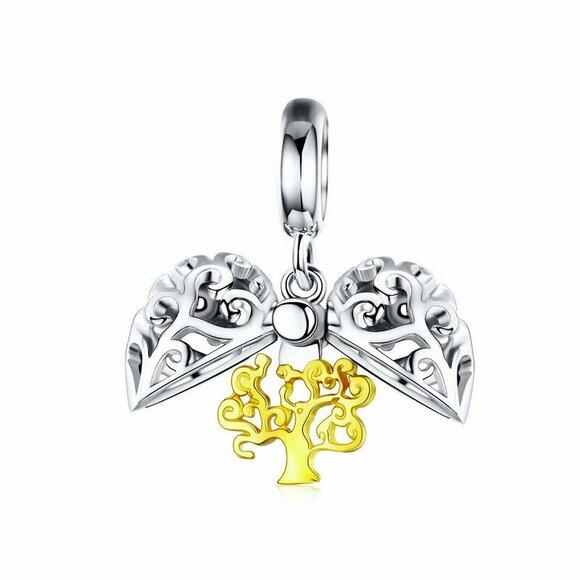 Talisman din argint Magic Tree