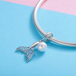 Talisman din argint Mermaids Tale
