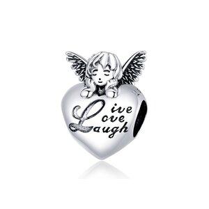 Talisman din argint Message Of An Angel
